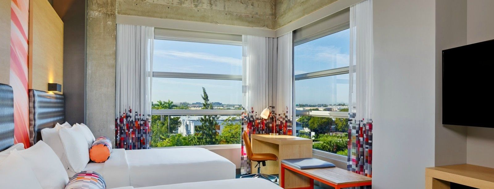 Miami Airport Accommodations - Accessible Room